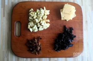 Мясные кармашки с черносливом - фото шаг 3