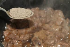 Чашушули из говядины - фото шаг 8