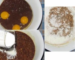 Печеночный торт с блинами - фото шаг 4