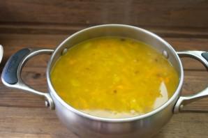 Рыбный суп-пюре со сливками - фото шаг 7