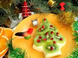 Десерт в форме елки  - фото шаг 9