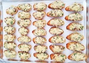 Горячие бутерброды с курицей и беконом  - фото шаг 4