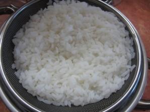 Салат с рыбой горячего копчения - фото шаг 1