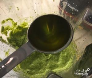 Пюре из капусты брокколи - фото шаг 4