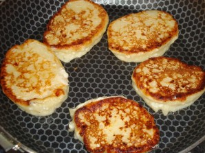 Сырники на кефире - фото шаг 3