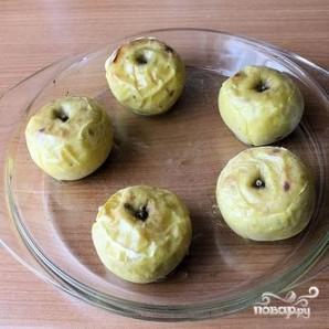 Яблочный крем - фото шаг 1