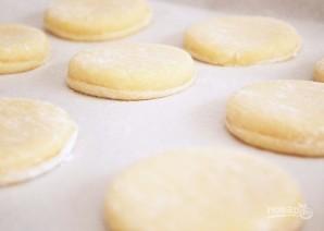 Пончики с шоколадом - фото шаг 8