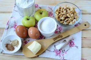 Яблочная блонди с пряностями - фото шаг 1