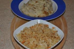 Вареники с капустой и картошкой - фото шаг 7