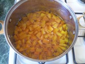 Варенье из тыквы с имбирем и лимоном - фото шаг 7