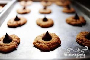 Печенье с арахисовым маслом - фото шаг 4