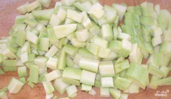 Суп из кабачков для похудения - фото шаг 2
