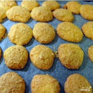 Пасхальные миндальные макаруны - фото шаг 5