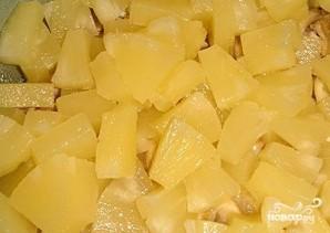 Капуста с ананасом - фото шаг 2