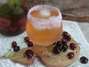 Ягодный коктейль на мятной основе  - фото шаг 8