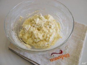 Печенье из творога и маргарина - фото шаг 5