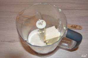 Бисквитное тесто для кексов - фото шаг 1