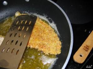 Рыба в яйце - фото шаг 6