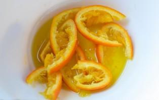 Куриное филе в апельсиновом соусе - фото шаг 1