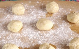 Творожное печенье - фото шаг 4