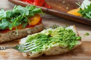 Сэндвичи с болгарским перцем - фото шаг 7