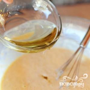 Кукурузные мини-маффины с черникой и ванильным маслом - фото шаг 4