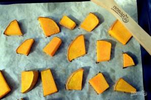 Тыквенные кексы с лимонным кремом - фото шаг 2