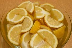 Варенье из лимонов с кожурой - фото шаг 1