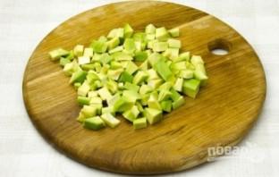 Креветки с авокадо - фото шаг 5
