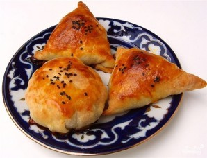 Тесто для самсы в хлебопечке - фото шаг 4
