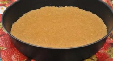Ягодный чизкейк без выпечки  - фото шаг 3