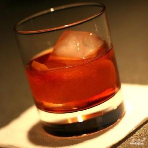 Классический старомодный коктейль - фото шаг 4