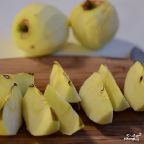 Французский яблочный пирог - фото шаг 7