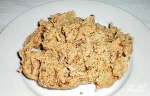 Трюфели с сухофруктами и орехами - фото шаг 2