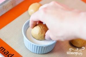 Мини-печенье с джемом - фото шаг 2