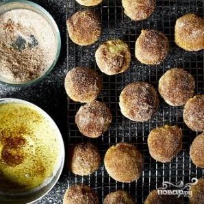 Мини-кексы с корицей и коричневым маслом - фото шаг 6