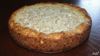 Пирог с грушевой начинкой - фото шаг 11