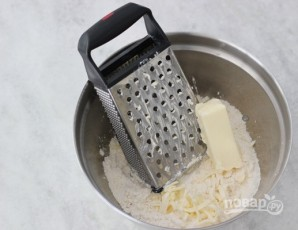 Тонкие коржи для торта - фото шаг 1