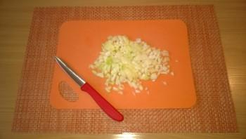 Тыквенный суп-пюре со сливками - фото шаг 3