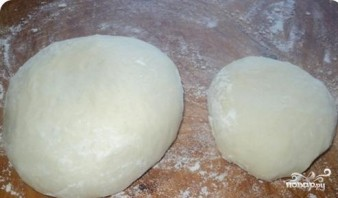Пирог с урюком - фото шаг 5