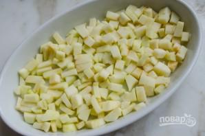 Гранола с яблоком - фото шаг 4