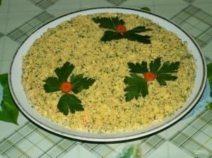 Салат с рыбными консервами - фото шаг 11