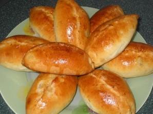 Воздушные пирожки на кефире - фото шаг 4