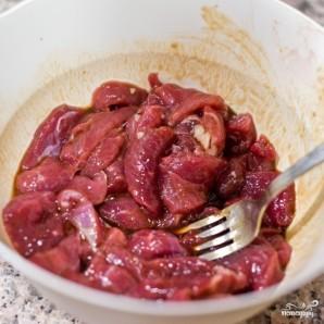 Мясо по-ямайски - фото шаг 2
