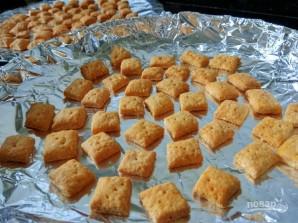 Сырный крекер - фото шаг 9