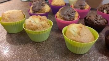 Простые вкусные кексы - фото шаг 5