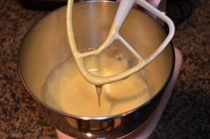 Шоколадный воздушный торт - фото шаг 3