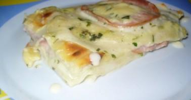Лазанья с сыром - фото шаг 5