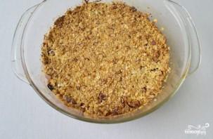 Ореховый крамбл - фото шаг 5