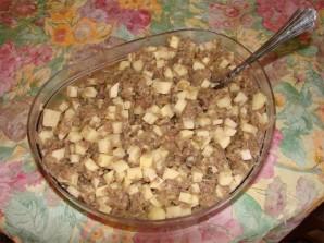 Домашняя колбаса из говядины - фото шаг 4